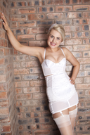 Crystalle Longline Girdle