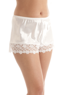 White Cami Knickers